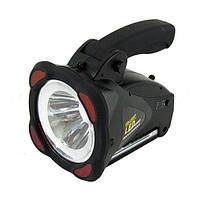 Фонарик Прожектор Фонарь Светодиодный Поисковый Автомобильный LED 3 Ватт GD-LIGHT 3601