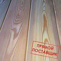 Вагонка деревянная Лиственница Сибирская 14х165х3000 Сорт Высший