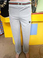 Спортивные штаны мужские трикотажные GUCCI