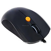 Мышка Genius Scorpion M6-600 Black-Orange (31040063102)