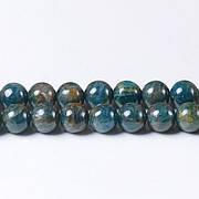 8 мм Апатит, CN292, Натуральный камень, Форма: Шар, Отверстие: 1мм, кол-во: 47-48 шт/нить