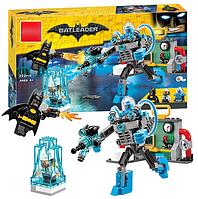 """Конструктор Bela Batman 10628 """"Ледяная атака Мистера Фриза"""", 222 дет."""