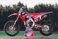 Обзор кроссового мотоцикла Honda CRF450R 2015 года
