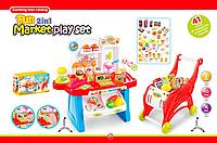 Игровой набор супермаркет. Детский игрушечный супермаркет.