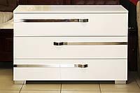 Комод белый серии 1-2-7-144