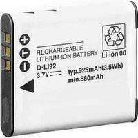 Аккумулятор Pentax D-Li92 Digital