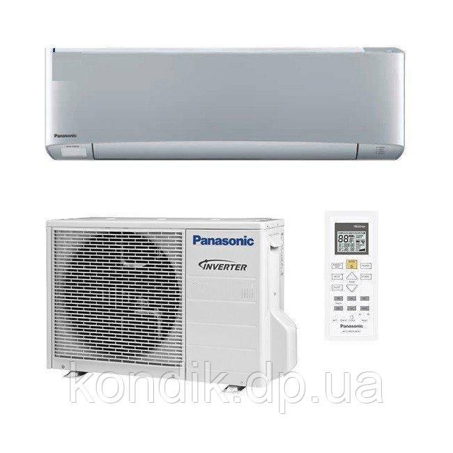 Кондиционер Panasonic Flagship CS/CU-XZ25TKEW Silver