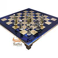 Элитные шахматы ручной работы Римляне