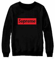 Supreme. Свитшот Суприм black