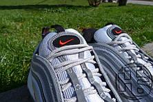 Женские кроссовки реплика Nike Air Max 97 Silver Bullet OG QS 312641-069, фото 3