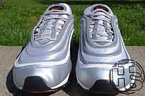 Женские кроссовки реплика Nike Air Max 97 Silver Bullet OG QS 312641-069, фото 2