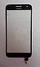 Оригинальный тачскрин / сенсор (сенсорное стекло) для Huawei Ascend G7 (черный цвет)