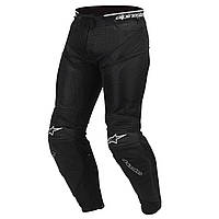 Мотобрюки Alpinestars A-10 Air Flo текстиль черный, 60