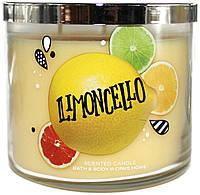 АРОМОСВЕЧА BATH AND BODY WORKS лимончелло