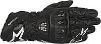 """Перчатки Alpinestars GP-PRO R2 black """"XL"""", арт.3556717 10, арт. 3556717 10"""