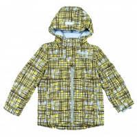 Куртка для мальчика на флисе «квартал» BabyLine V 108-16