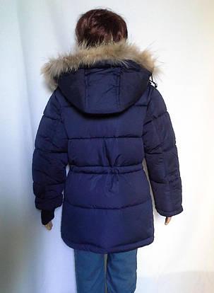 Куртка зимняя 6-10 лет, фото 2