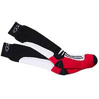 Носки ALPINESTARS Racing Road черный красный L/XL