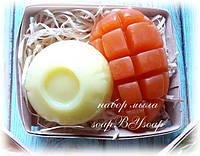 """Набор мыла  """"Манго и ананас"""", фото 1"""