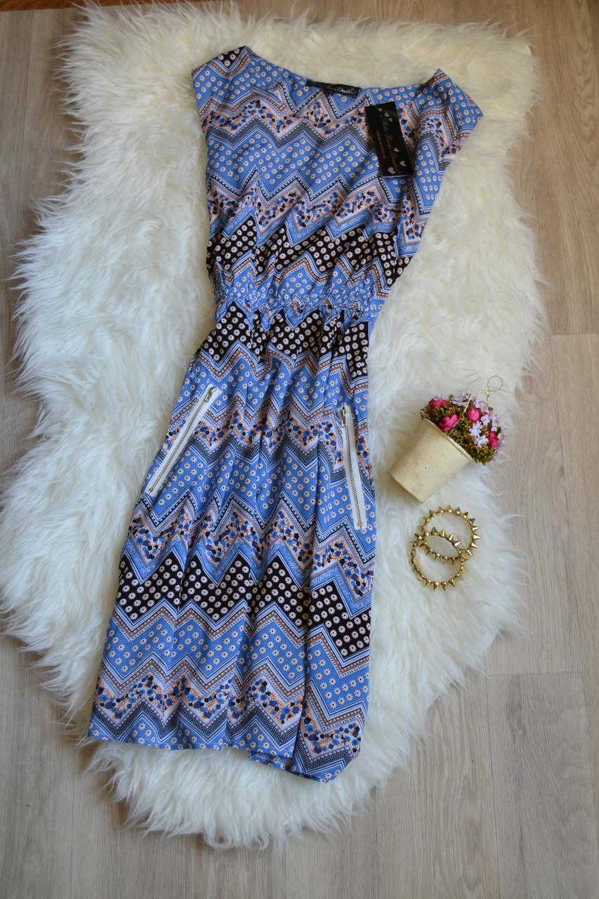 Новое платье в принт Mela Loves London