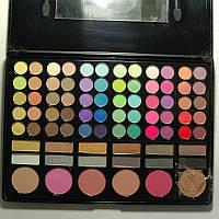 Палітра тіней 78 кольорів #4 (Уцінка)