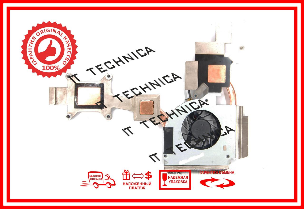 Вентилятор+радиатор HP Pavilion HDX16 для INTEL дискретная графика (49