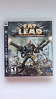 Видео игра Eat Lead (PS3)