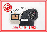 Вентилятор+радиатор TOSHIBA 3ITZ1TM0I90 оригинал