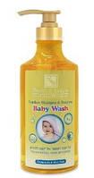 Шампунь и гель для душа для младенцев с ромашкой и алоэ вера Health & Beauty