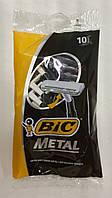 Bic Metal одноразовый бритвенный станок с одним лезвием 10 шт.