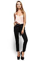 Стильні жіночі чорні брюки Blik