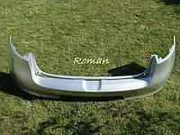 Бампер задний (верхняя часть) Renault Megane 3 хэтчбек