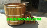 Купели круглые из термоясеня, фото 1