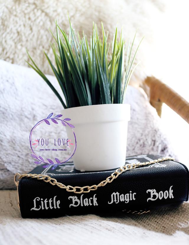 Black Magic book сумка