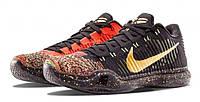 Баскетбольные кроссовки Nike Kobe X Elite Low Christmas. Мужские кроссовки для баскетбола. Мужские кроссовки.