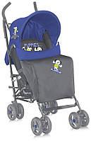 Детская коляска-трость Bertoni Fiesta Blue&Grey Puppies (10020731541А)