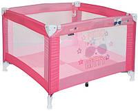 Детский манеж Bertoni Play Pink Kitty (10080051723)