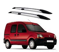 Рейлинги Renault Kangoo 1998-2008 с пластиковым креплением