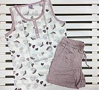 Пижама женская с шортами Bella Secret размер L 105459afdb07d