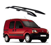 Рейлинги Renault Kangoo 1998-2008 с металлическим креплением