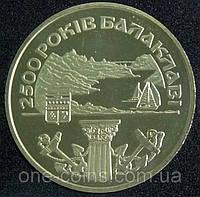 Монета Украины 5 грн. 2004 г. 2500-лет Балаклаве, фото 1