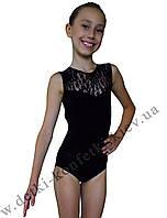 Детский купальник для танцев и гимнастики