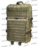 Тактический, штурмовой супер-крепкий рюкзак 38 литров мультикам. Армия,туризм,рыбалка,спорт,отдых.
