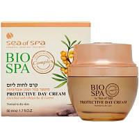 Крем для лица Sea of Spa (Bio Spa) для нормальной и сухой кожи 50 мл.