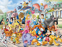 Десятка лучших мультфильмов студии Disney