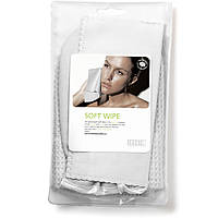 Мягкая салфетка для лица (2 шт, розовая) Smart Microfiber|Оригинальный товар из Швеции
