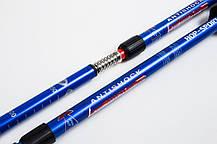 Треккинговые палки регулируемые Everest Blue, фото 2