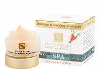Крем для лица  Health&Beauty морковный,питательный для сухой и очень сухой кожи 50 мл.