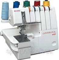 Швейные машинки и оверлоки Merrylock 689