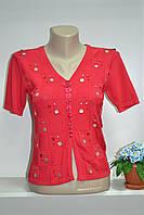Летняя женская футболка вискоза, фото 1